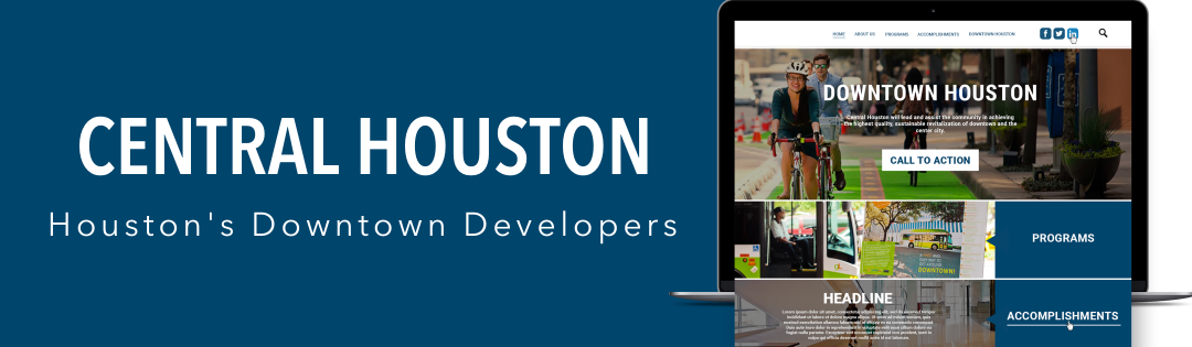 Central Houston Website Design